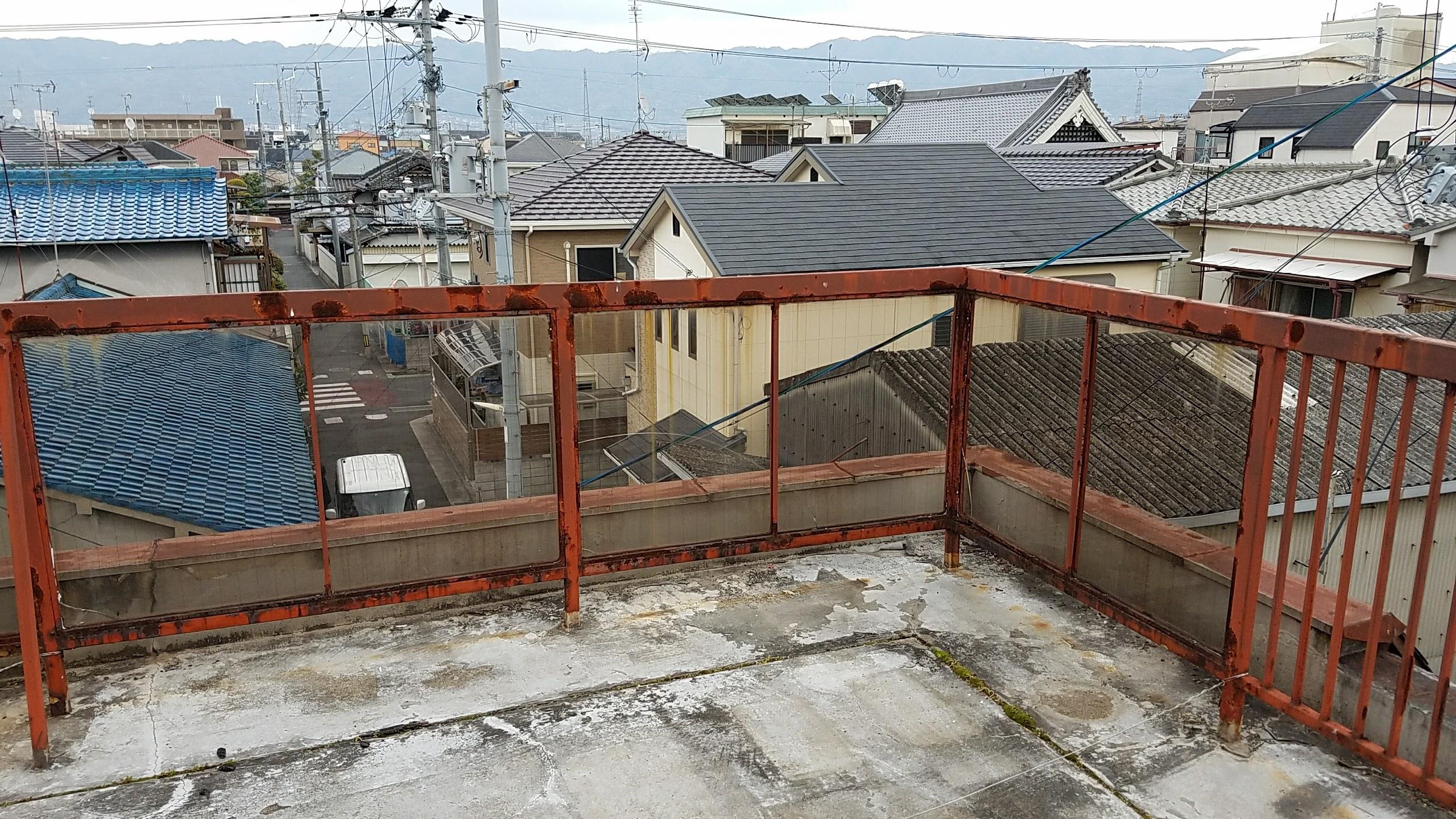 八尾市 Y様邸 外装リフォーム工事2