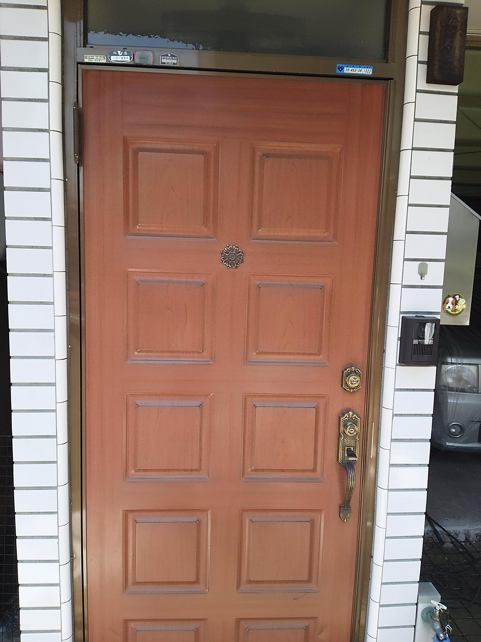 東大阪市 S様邸 玄関ドア取替工事